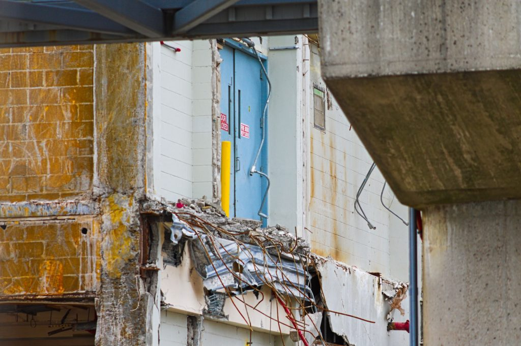 Demolition Projects Mistake