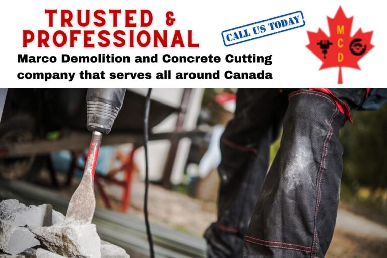 Demolition company in Ontario