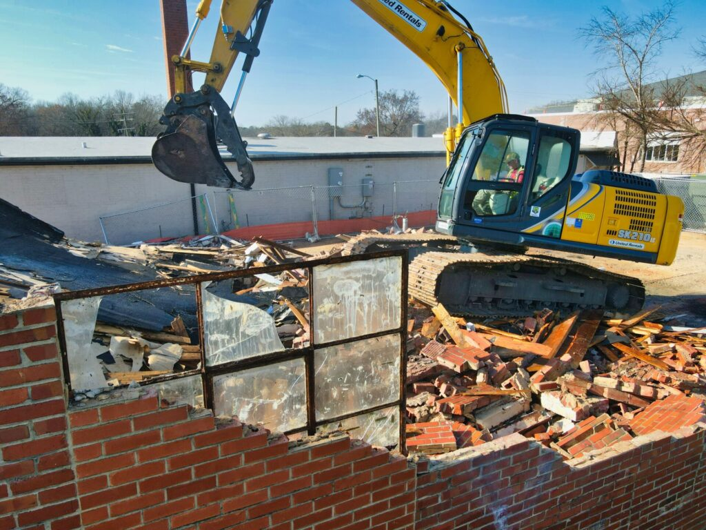 Commercial Demolition Tips: A Guide for Successful Demolition